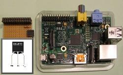 Enjoyable 1 Wire Temperatursensor Ds1820 Am Raspberry Pi Gpio Direkt Wiring Digital Resources Dimetprontobusorg